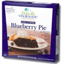 Blueberry Pie - Bake at Home - (Vegan, Kosher - Contains Sugar) - 8 inch - 26 OZ