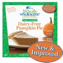 Pumpkin Pie - Bake at Home - (Dairy/Free - Vegan - Contains Sugar) - 8 inch - 25.5 OZ