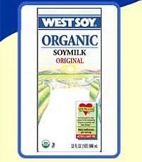 Original Soy Milk (Organic) - 12/32 Oz